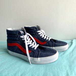 Vans Sk8-Hi Jean Sneaker